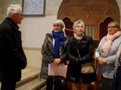 Visite de Monseigneur Delmas