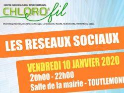 """Atelier pratique """"Les réseaux sociaux"""""""
