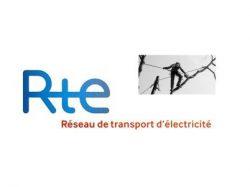 Travaux d'entretien de ligne électrique