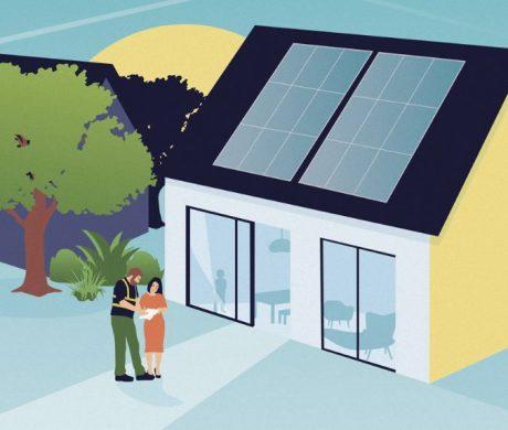 Énergie solaire, un outil simple et gratuit pour découvrir le potentiel de votre toiture