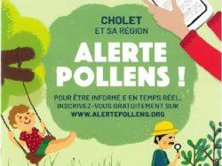 ALERTE POLLENS !