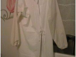 Service d'entraide pour réaliser des sur-blouses