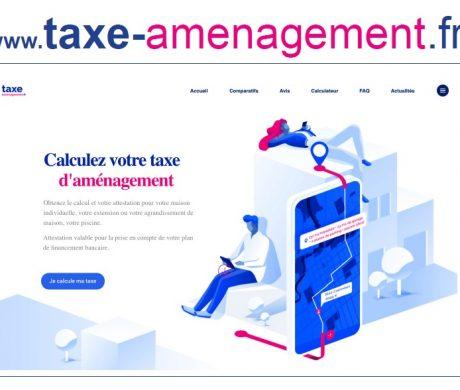 Information sur la taxe d'aménagement