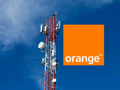 Aménagement d'une antenne ORANGE