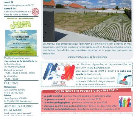 La Gazette Toutlemondaise N°5