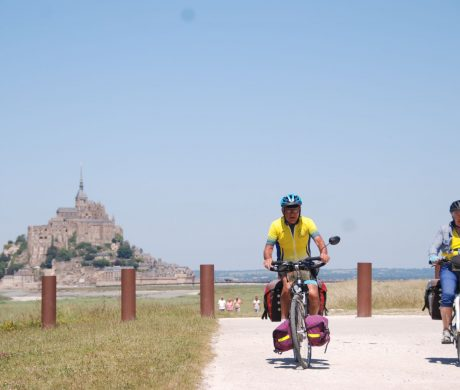 1000 km à vélo de Paris à Saint-Malo