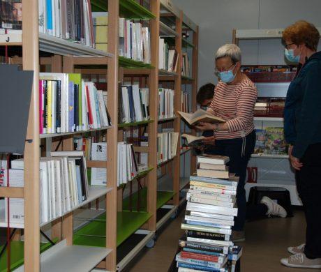 Bibliothèque – Lettre info juin 2021