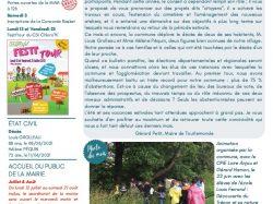 La Gazette Toutlemondaise N°6