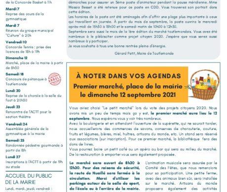 La Gazette Toutlemondaise N°8
